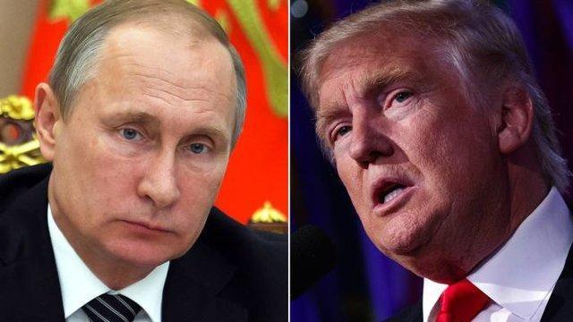 هشدار روسیه؛ محتوای مکالمات تلفنی ترامپ و پوتین را منتشر نکنید