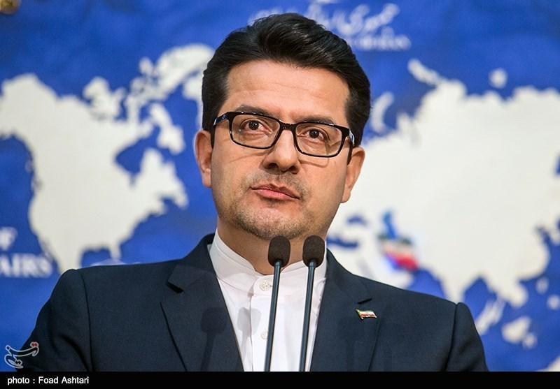 سخنگوی وزارت خارجه ایران شروع سال نوی کلیمی را تبریک گفت