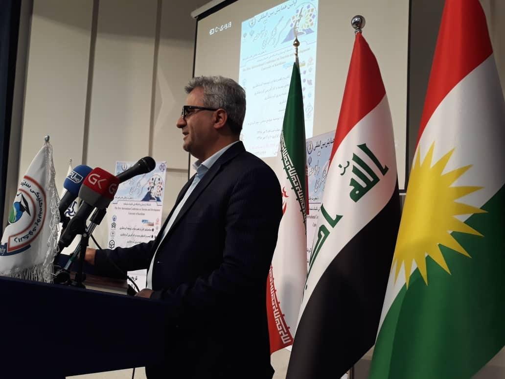 کردستان می تواند مقصد اصلی گردشگری باشد