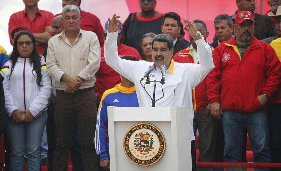 تلاش نیکلاس مادورو برای محبوبیت بیشتر