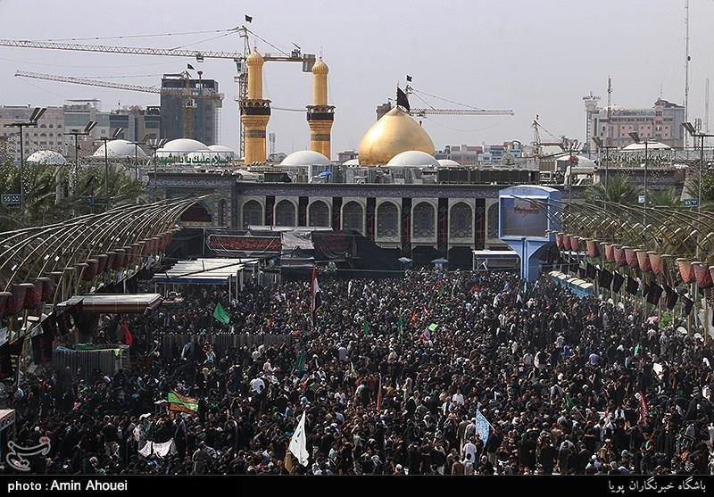 آمار و ارقام حیرت انگیز از مراسم پیاده روی اربعین امام حسین(ع)