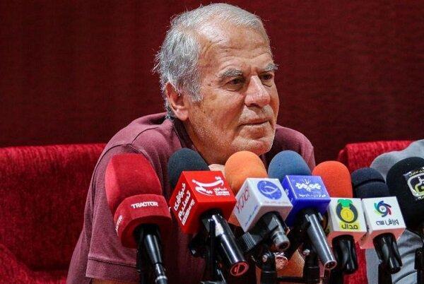 خبرنگاران نشست خبری دنیزلی را تحریم کردند