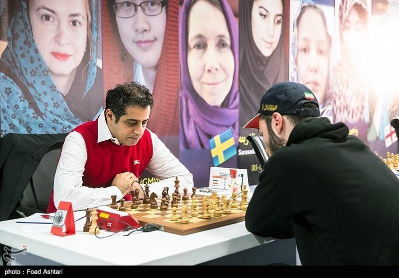 قهرمانی احسان قائم مقامی در مسابقات شطرنج جام پایتخت