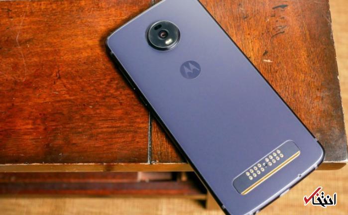 گوشی موتو Z5 با باتری 5000 میلی آمپر ساعتی همراه است