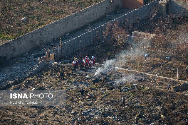 دانشگاه مک مستر در میان همدردان حادثه سقوط هواپیمای اوکراینی