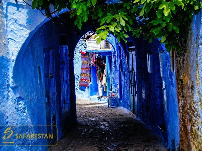 بلیط هواپیما به مراکش