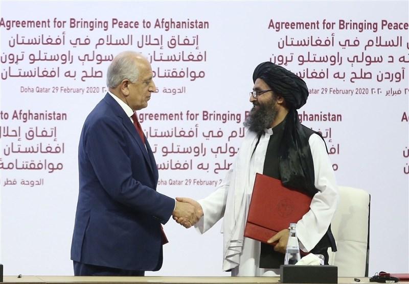 طالبان: آمریکا با مشاهده شکست در افغانستان چاره ای جز مذاکره نداشت