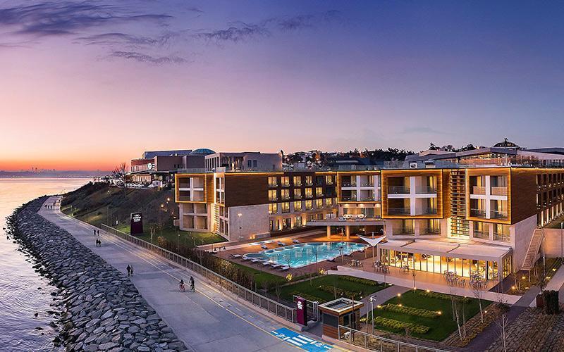 نزدیک ترین هتل ها به میدان تکسیم در استانبول