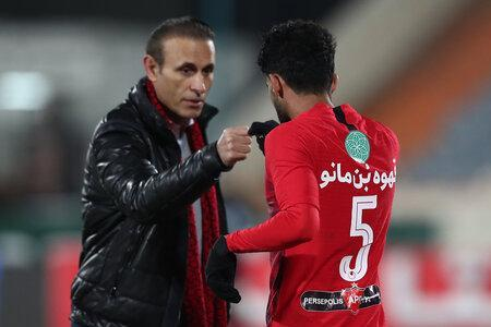 یحیی گل محمدی: بازیکنانم نباید خودشان را قهرمان بدانند