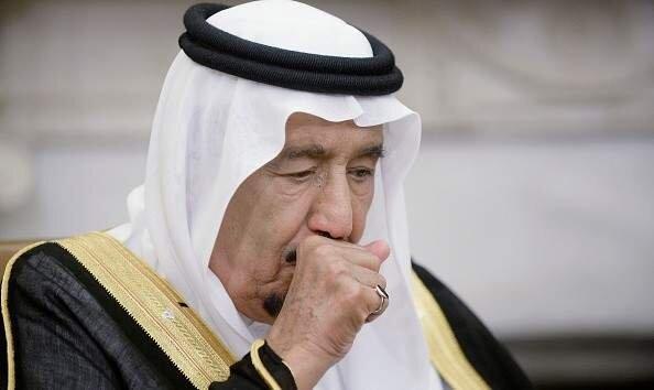 حال پادشاه سعودی خوب است