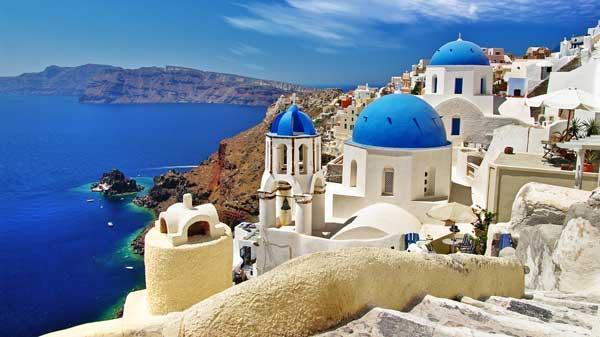 در یونان باید از کجاها دیدن کنیم؟