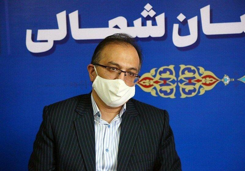 خبرنگاران روزانه بیش از 250 ابتلای به کرونا در خراسان شمالی ثبت می گردد