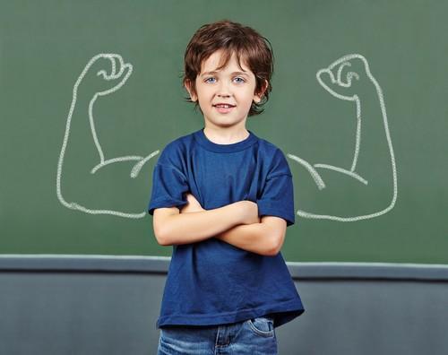 روش های تربیت کودک شجاع از راه درست