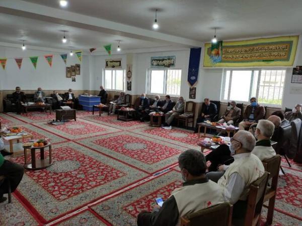خادمیاران رضوی در مازندران گرد هم آمدند