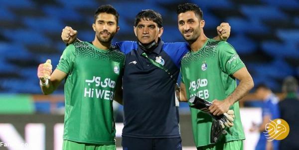 عذرخواهی غلامپور بابت درگیری اش با بازیکن پرسپولیس